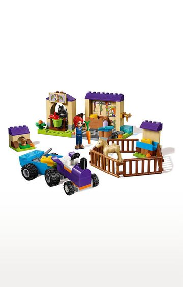 Beados | Lego Friends Mia's Foal Stable Building Blocks