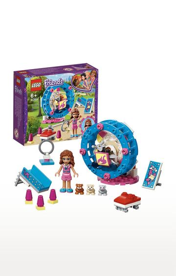 Beados | Lego Friends Olivia's Hamster Playground Building Blocks