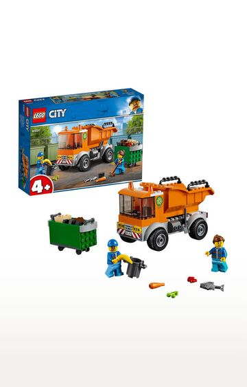 Beados | Lego City Garbage Truck Building Blocks