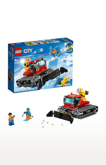 Beados | Lego City Snow Groomer Building Blocks