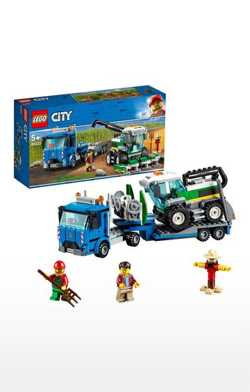 Beados | Lego City Harvester Transport Building Blocks