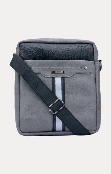 ESBEDA | Grey Messenger Bag