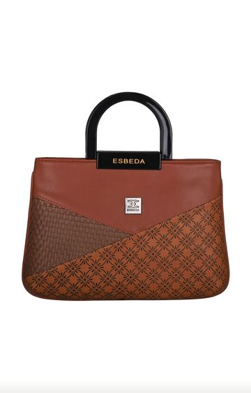 ESBEDA | Brown Clutch