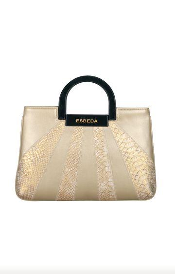 ESBEDA | Gold Clutch
