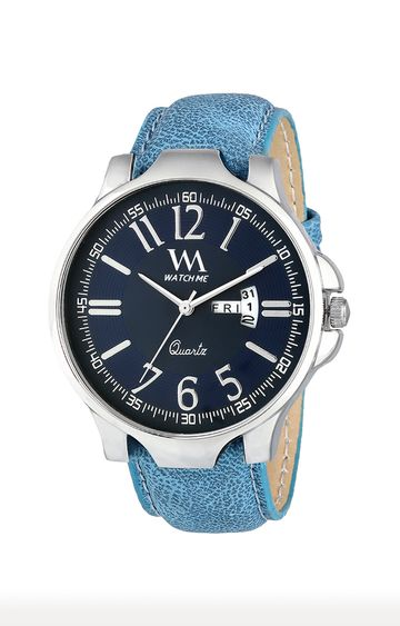 Watch Me | Watch Me Blue Analog Watch For Men