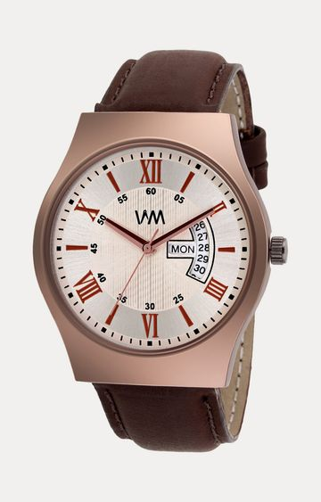 Watch Me | Watch Me White Analog Watch For Men