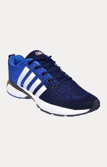 Allen Cooper   Navy Running Shoes
