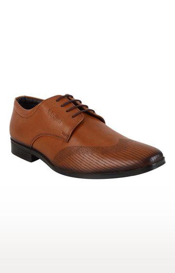 Vardhra | Beige Derby Shoes