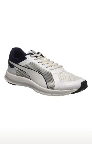 Puma | White Running Shoes