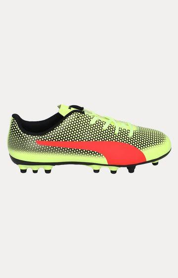 Puma   Yellow Sports Shoes