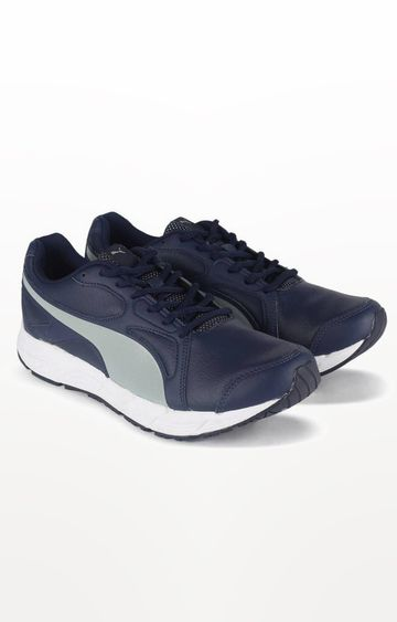 Puma | Navy Blue Sports Shoes
