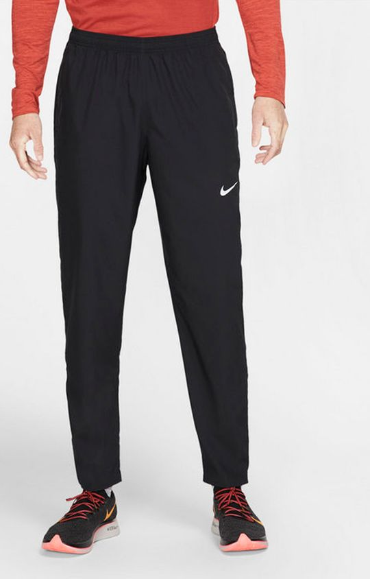 Nike Blue Solid Trackpants