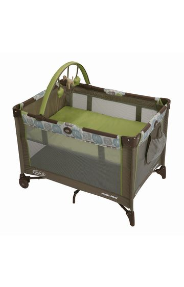 Mothercare | Graco Pnp Base Sequoia Travel Cot