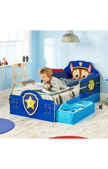Mothercare | Worlds Apart Paw Patrol Chase Kids Toddler Bed