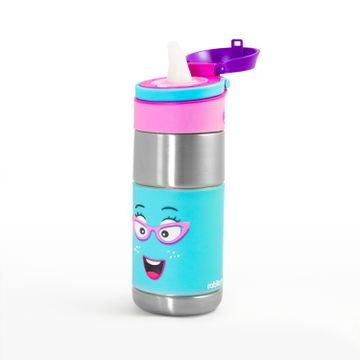 Mothercare | Rabitat Clean Lock Insulated Stainless Steel Bottle - Chatter Box