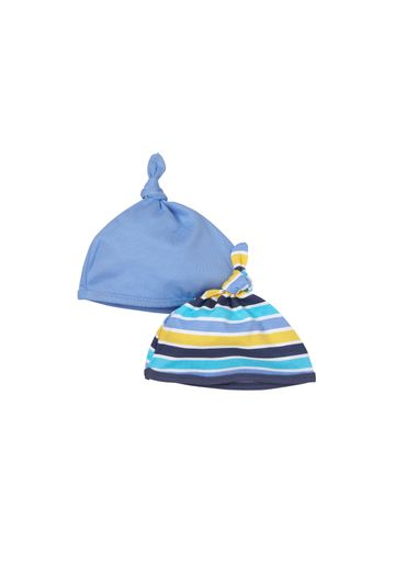 Mothercare | Multicolor Boys Mummy And Daddy Hats - Pack Of 2