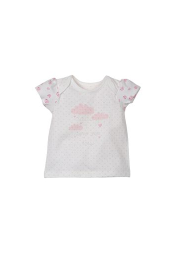 Mothercare | Girls Floral Print T-Shirt