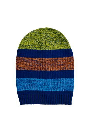 Mothercare | Boys  Stripe Slouch Beanie - Multicolor