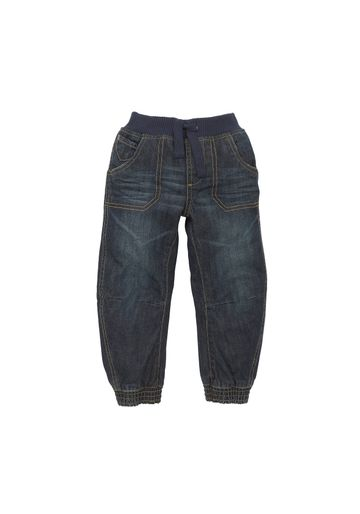 Mothercare | Boys Ribwaist Twisted Seam Jeans - Denim