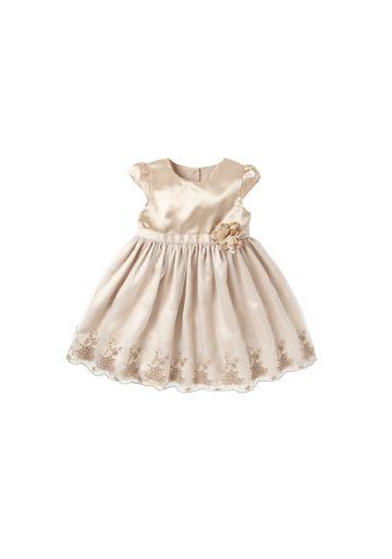 Mothercare | Girls Corsage Dress - Cream