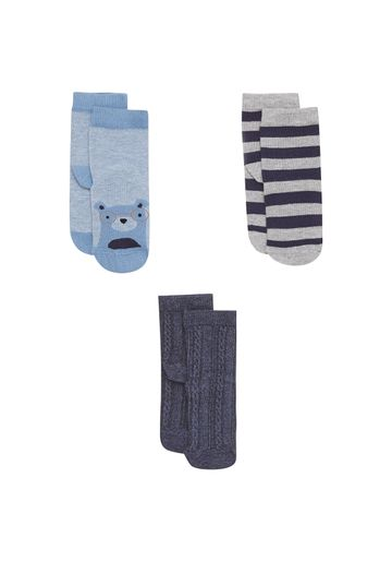 Mothercare | Multicolor Boys Socks - Pack Of 3