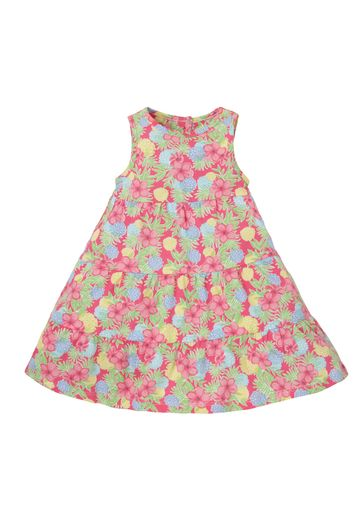 Mothercare | Girls Tropical Dress - Multicolor