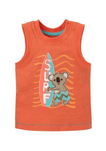 Mothercare | Boys Surfing Koala Vest - Orange