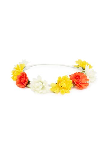Mothercare | Girls Pretty Flowers Headband - Multicolor