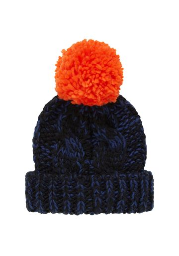 Mothercare | Boys Cable Knit  Beanie - Multicolor