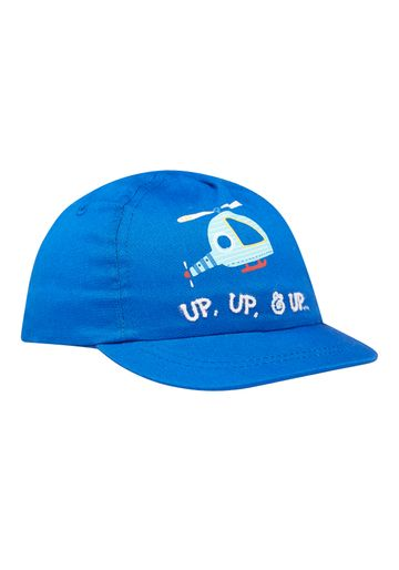 Mothercare | Boys Helicopter Cap - Blue