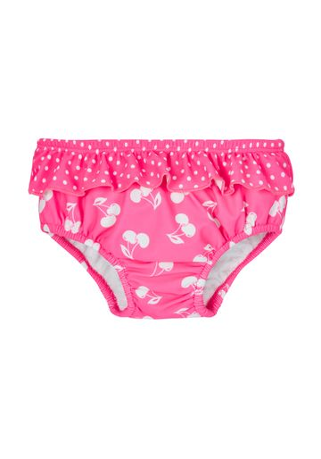 Mothercare | Pink Girls Cherry Swim Nappy