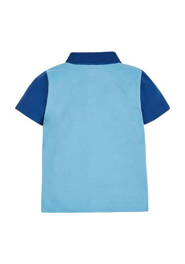 Mothercare | Boys Marvel Spiderman Polo Top - Blue