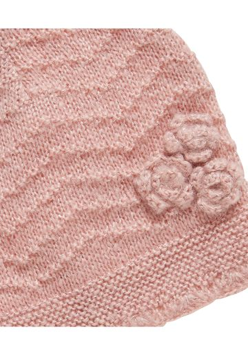 Mothercare | Girls Lurex Beanie - Pink