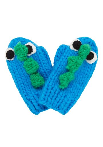 Mothercare | Boys Monster Mitts - Blue