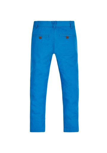 Mothercare | Boys Blue Chinos - Blue