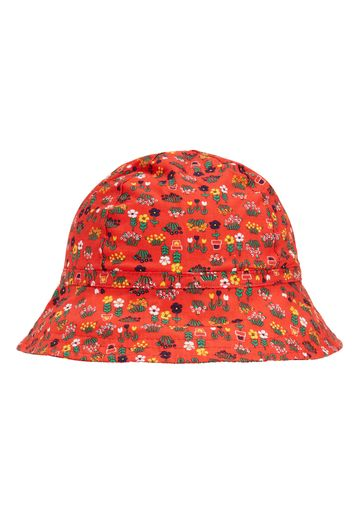 Mothercare | Girls Floral Sunhat - Red