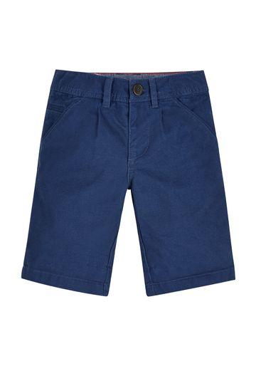 Mothercare | Boys Twill Shorts - Navy