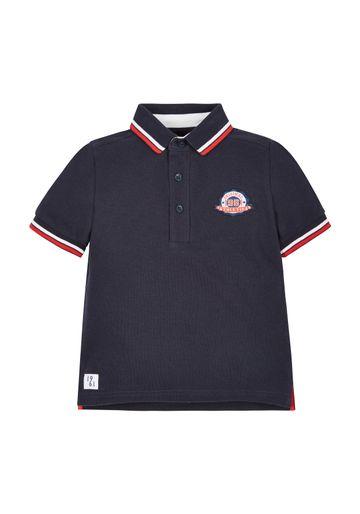 Mothercare | Boys Athletics Polo Shirt - Navy
