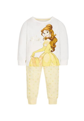 Mothercare | Girls Disney Beauty And The Beast Belle Pyjamas