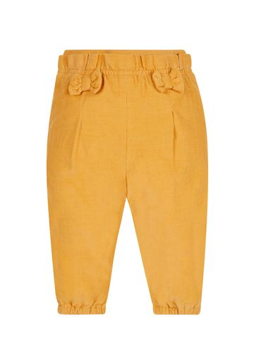 Mothercare | Mustard Jersey Lined Jeans