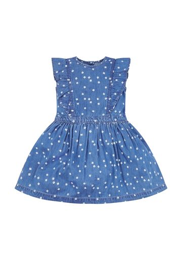 Mothercare | Blue Printed Frock