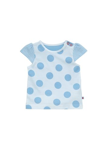 Mothercare | Girls Spot T-Shirt - Blue