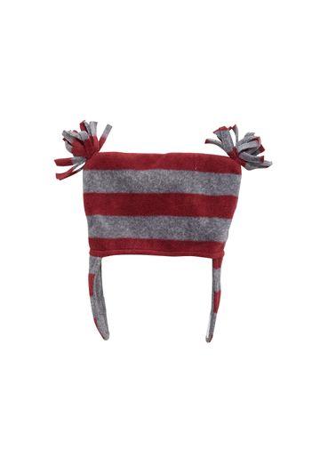 Mothercare | Boys Stripe Fleece Hat - Multicolor