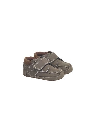 Mothercare   Boys Vamp Shoes - Brown