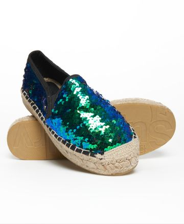 Superdry | POLLY FLAT FORM ESPADRILLE