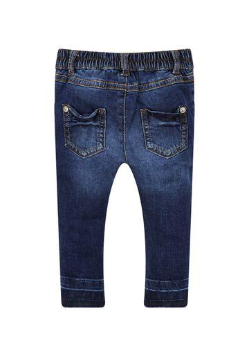 Mothercare | Girls Denim Embroidered Jeans - Denim