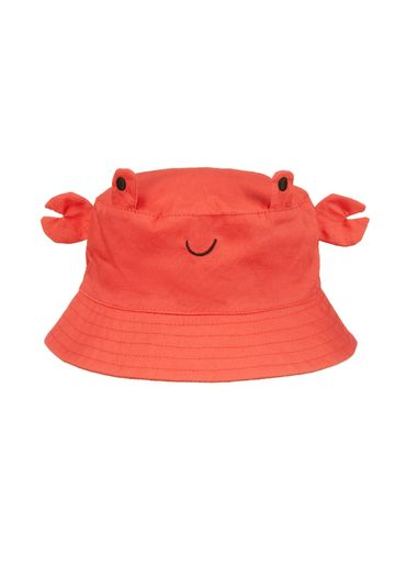 Mothercare | Boys Red Woven Crab Hat - Red