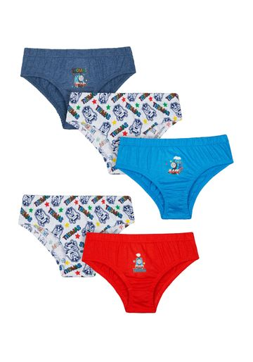 Mothercare | Boys Thomas The Tank Engine Briefs - 5 Pack - Blue