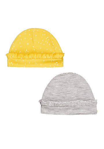 Mothercare | Girls Frilled Hats - 2 Pack - Multicolor