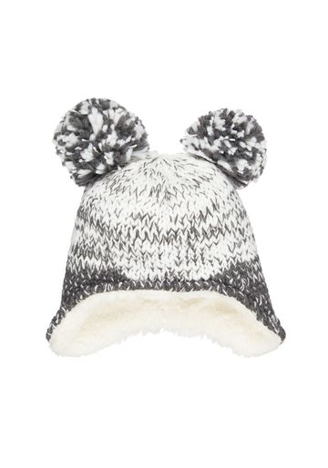 Mothercare | Boys Double - Pom Trapper Hat - Multicolor